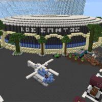 Карта ГТА для Minecraft PE