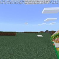 Текстуры Бомжа для Minecraft PE