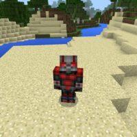 Мод на Человека Муравья для Minecraft PE