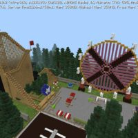 Карта Чернобыль для Minecraft PE