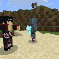 Мод на Наруто для Minecraft PE