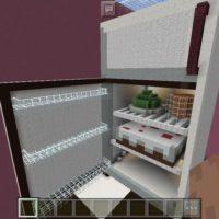 Карта Кухня для Minecraft PE