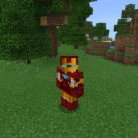 Мод на Железного Человека для Minecraft PE