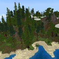 Карты на острова для Minecraft PE