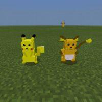 Мод на Пиксельмон для Minecraft PE