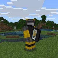 Мод на огнестрельное оружие для Minecraft PE