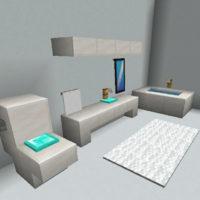 Мод на Ванну для Minecraft PE